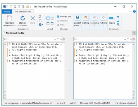 Araxis Merge Professional Edition 2020.5368 [x64 ] [Ingles] [UL.IO] Araxis-Merge-Pro