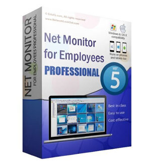 EduIQ Net Monitor for Employees Professional 5.7.12
